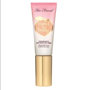 Too Faced Travel Size Primed & Peachy Face Primer
